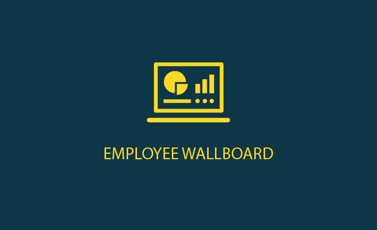 Employee Wallboard – FitnessBI